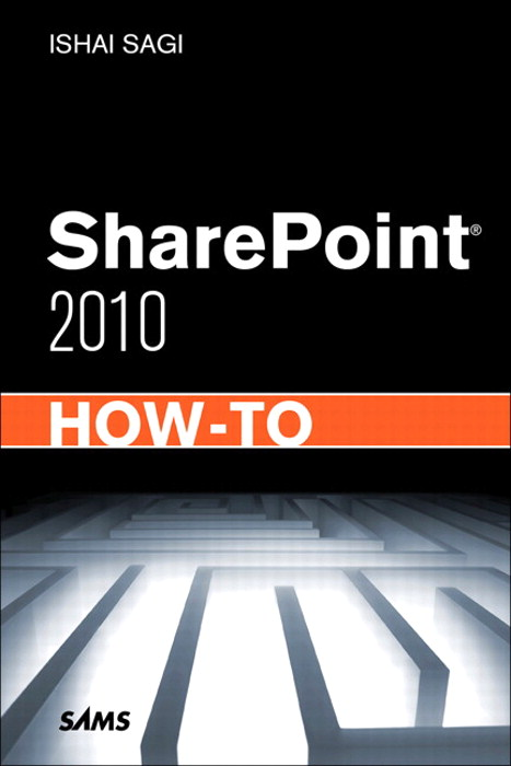 SharePoint 2010 How-To, Portable Documents