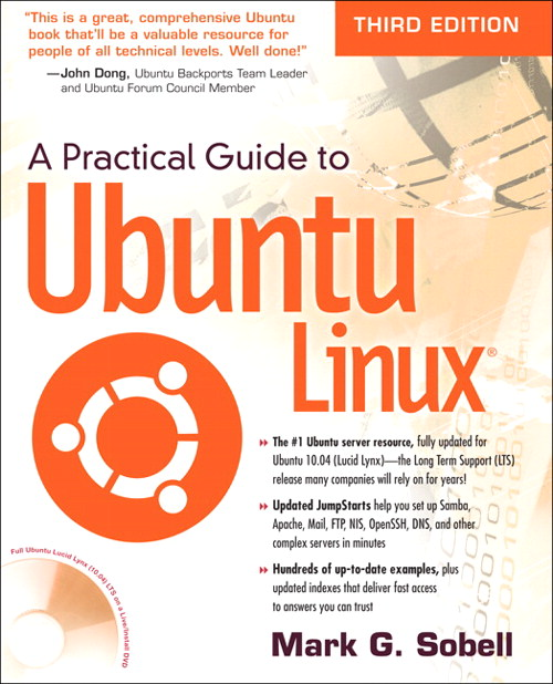 Practical Guide to Ubuntu Linux, A, 3rd Edition