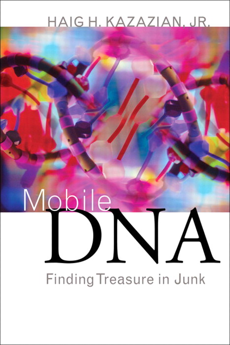 Mobile DNA: Finding Treasure in Junk