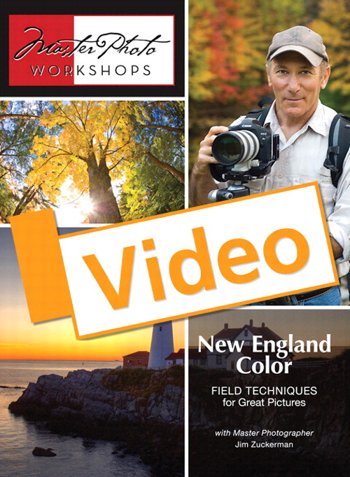 New England Color: Field Techniques for Great Pictures, Streaming Video