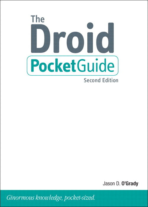 Droid Pocket Guide, The, 2nd Edition