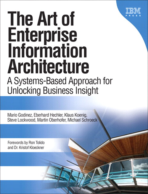 Art of Enterprise Information Architecture, The: A Systems-Based Approach for Unlocking Business Insight