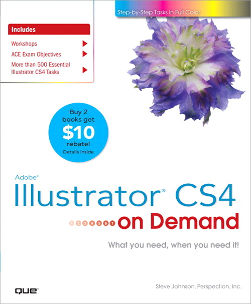 Adobe Illustrator CS4 on Demand