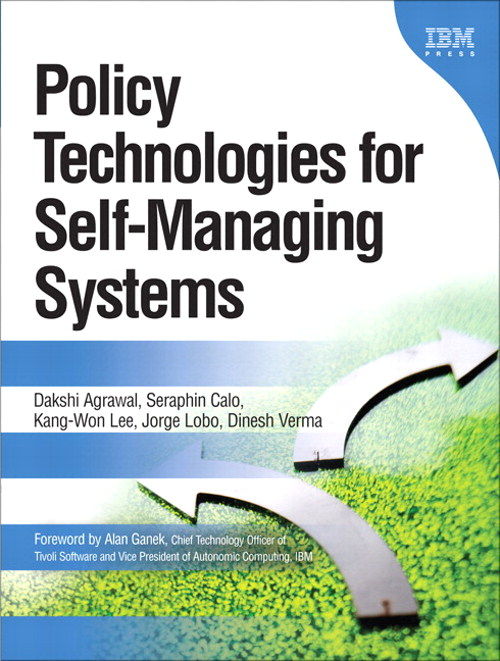 Policy Technologies for Self-Managing Systems