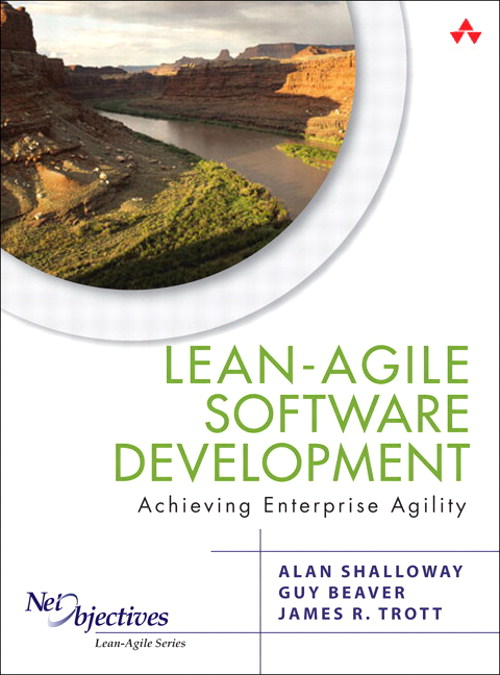 Lean-Agile Software Development: Achieving Enterprise Agility