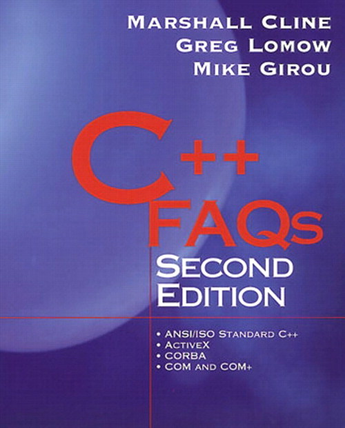 C++ FAQs, 2nd Edition