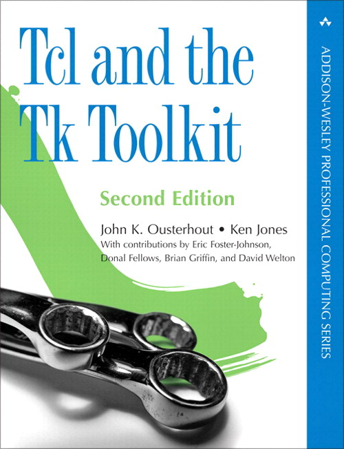Tcl and the Tk Toolkit,