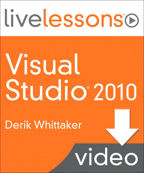 Quick Lap Around Visual Studio 2010, Downloadable Version, A