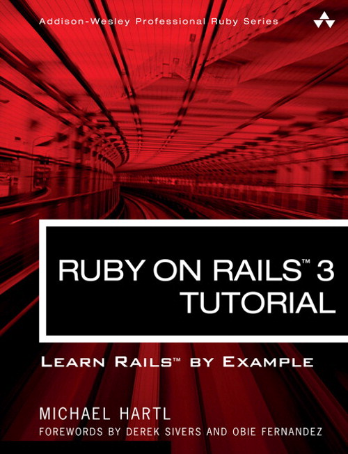 Ruby on Rails 3 Tutorial