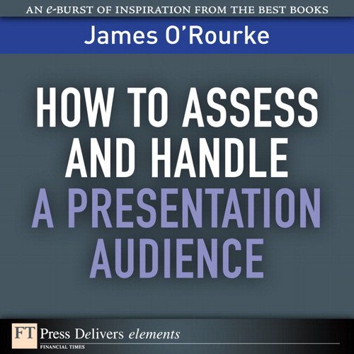 How to Access and Handle a Presentation Audience