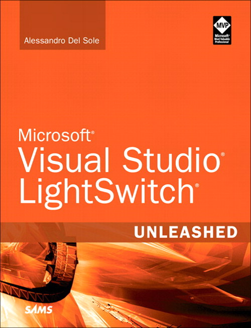 Microsoft Visual Studio LightSwitch Unleashed