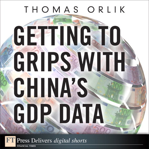 Getting to Grips with China¿s GDP Data