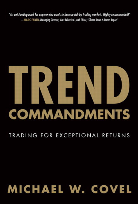 Trend Commandments: Trading for Exceptional Returns