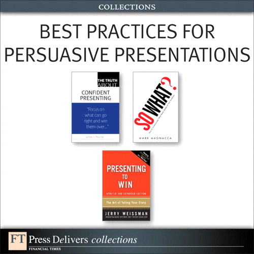 Best Practices for Persuasive Presentations (Collection)