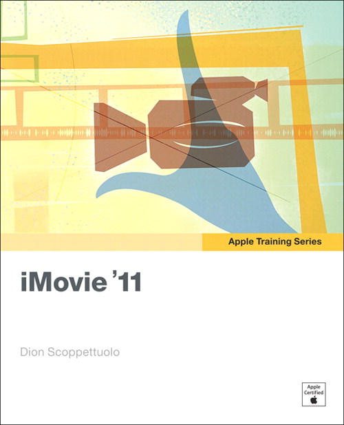 Apple Training Series: iMovie '11
