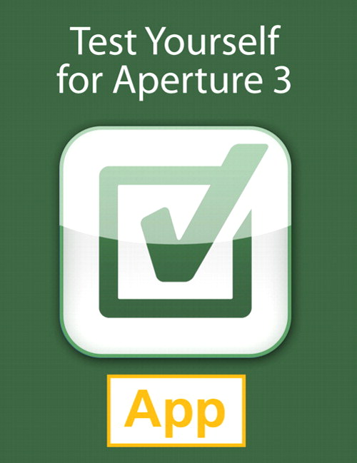 Test Yourself for Aperture 3, Universal iOS App