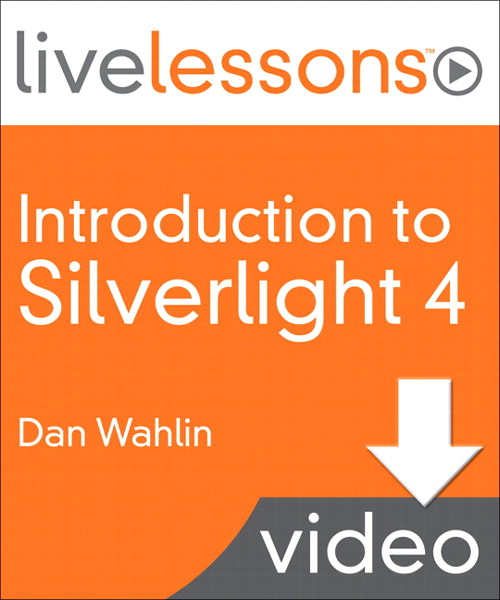 Lesson 2:  Silverlight Control Features, downloadable version