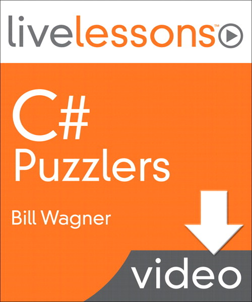 C# Puzzlers (Video Training)