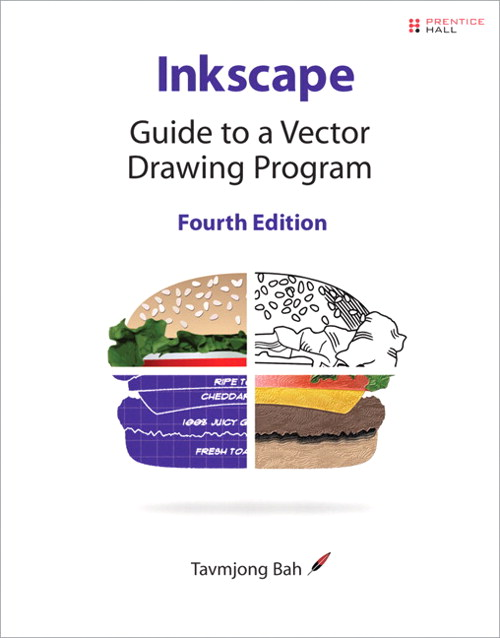 Inkscape: Guide to a Vector Drawing Program, 4th Edition