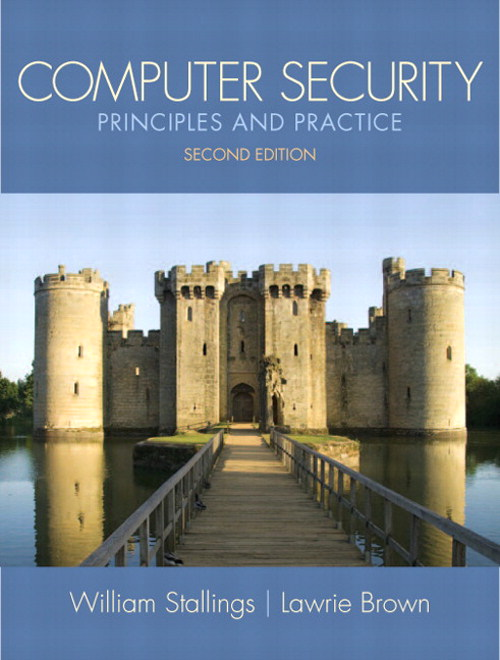 Computer Security: Principles and Practice, 2nd Edition