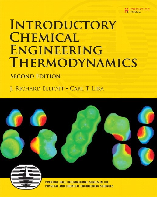 Introductory Chemical Engineering Thermodynamics, 2nd Edition