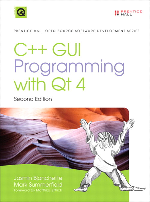C++ GUI Programming with Qt4, 2nd Edition