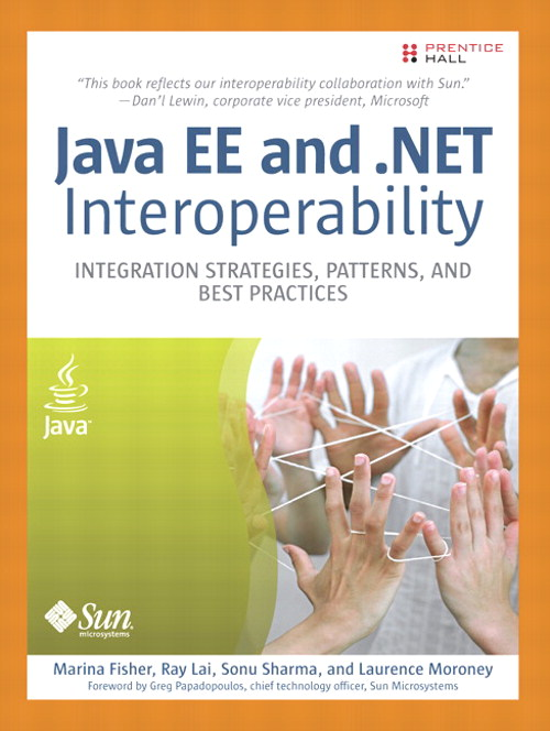 Java EE and .NET Interoperability: Integration Strategies, Patterns, and Best Practices
