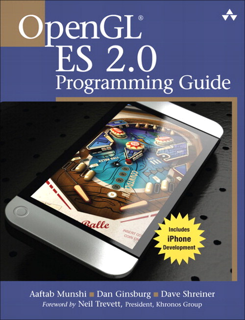 OpenGL ES 2.0 Programming Guide