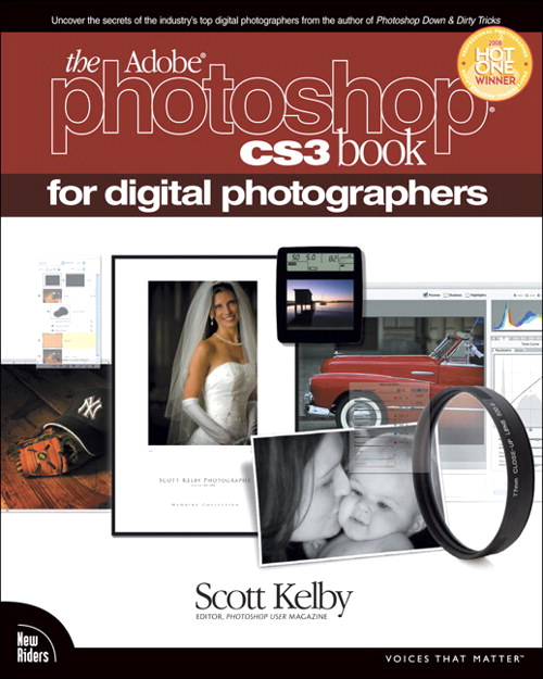Adobe Photoshop CS3 Book for Digital Photographers, The