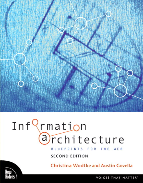 Information Architecture: Blueprints for the Web
