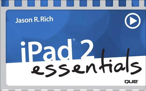 Lesson 1: Getting Started: Setting Up Your iPad 2, Downloadable Version