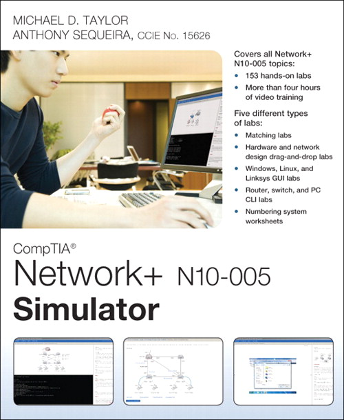 CompTIA Network+ N10-005 Simulator Download Version