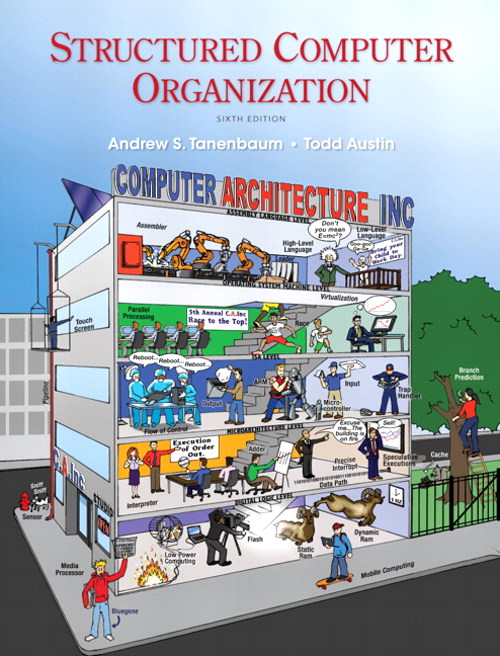 Structured Computer Organization, 6th Edition