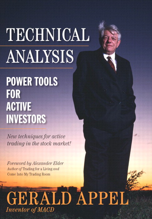 Technical Analysis: Power Tools for Active Investors (paperback)