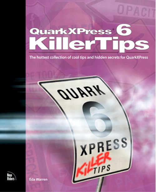 QuarkXPress 6 Killer Tips