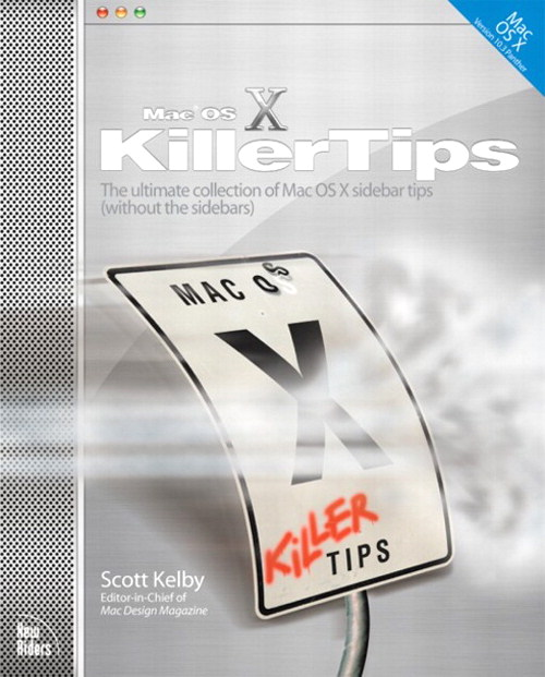 Mac OS X Panther Killer Tips