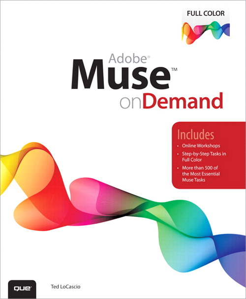 Adobe Muse on Demand