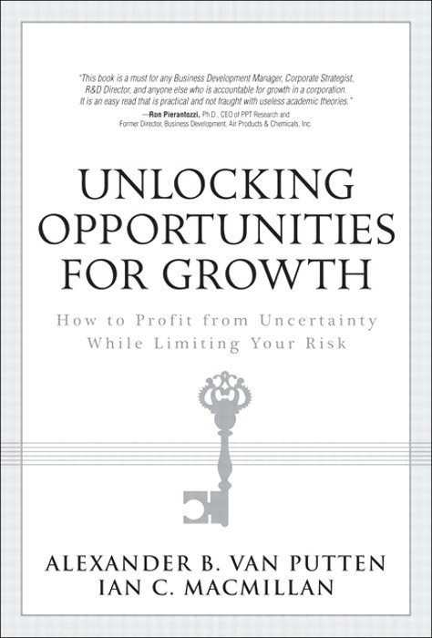 Unlocking Opportunities for Growth: How to Profit from Uncertainty While Limiting Your Risk (paperback)