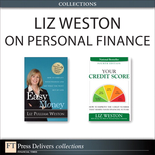 Liz Weston on Personal Finance (Collection)