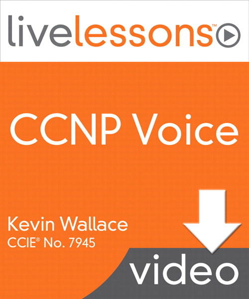 CVOICE Lesson 1: DHCP Server Configuration, Downloadable Version