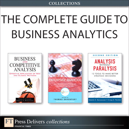 The Complete Guide to Business Analytics (Collection)