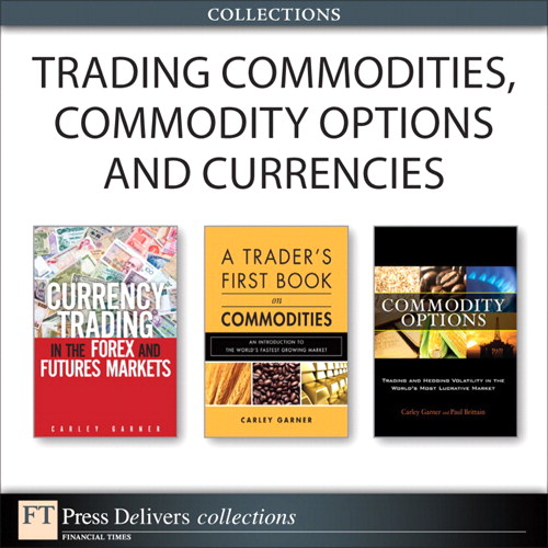 Trading Commodities, Commodity Options and Currencies (Collection)