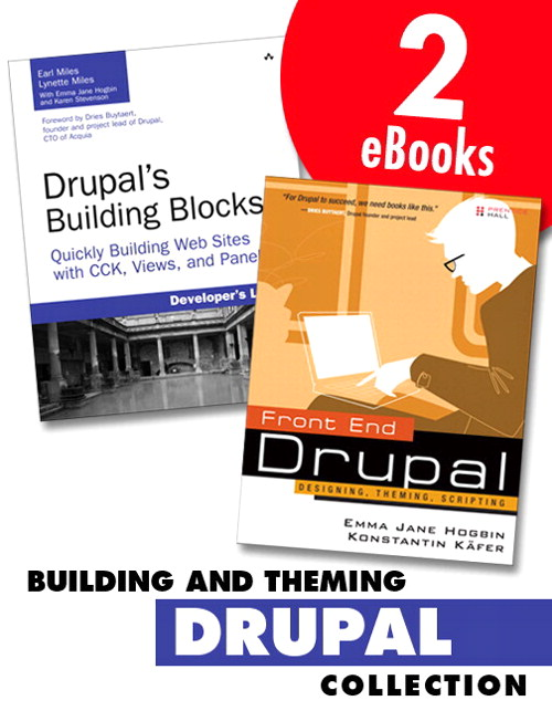 Building and Theming Drupal Collection