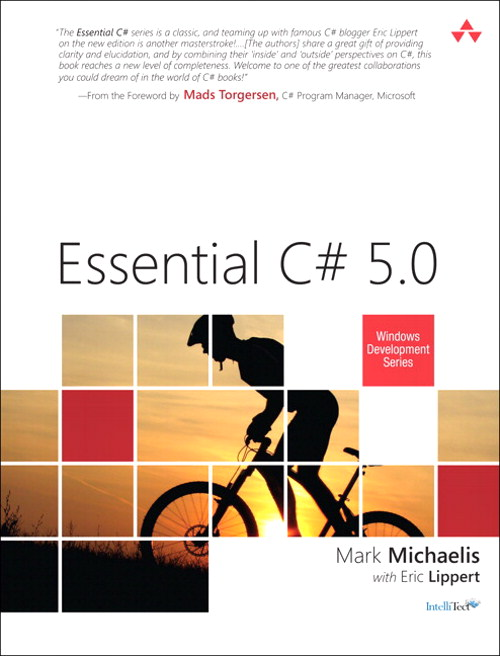 Essential C# 5.0, 4th Edition