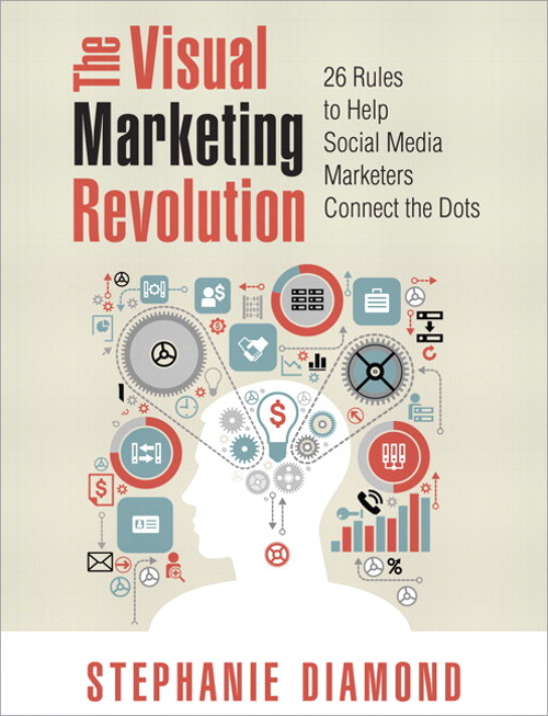 Visual Marketing Revolution, The: 26 Rules to Help Social Media Marketers Connect the Dots