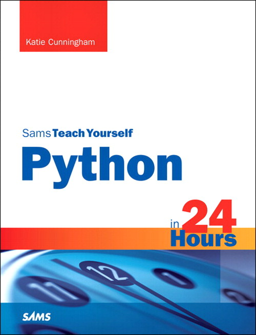 Python in 24 Hours, Sams Teach Yourself, 2nd Edition