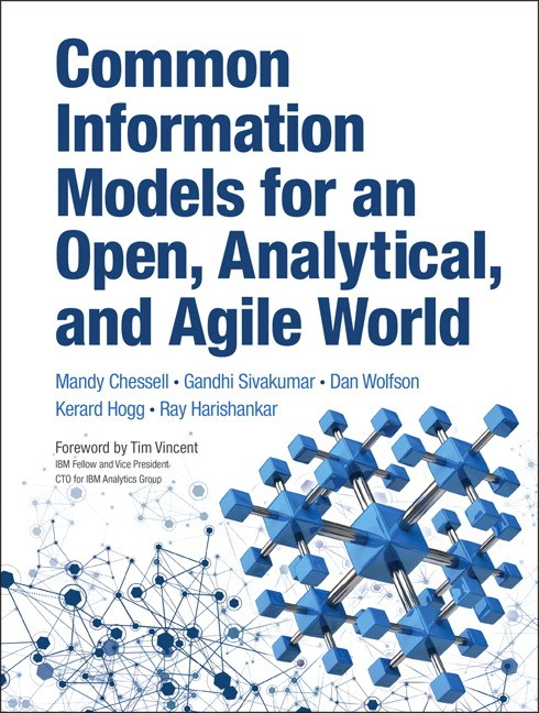Common Information Models for an Open, Analytical, and Agile World