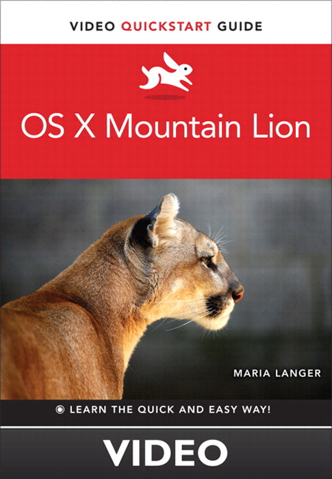 Using the Changed Save As Under Mountain Lion
