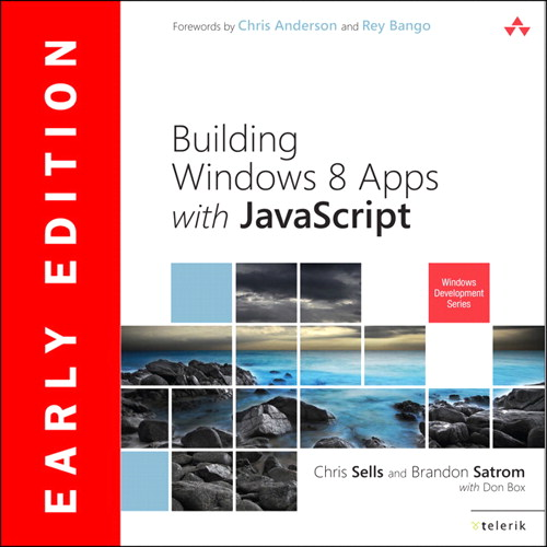 Building Windows 8 Apps with JavaScript (Early Edition)