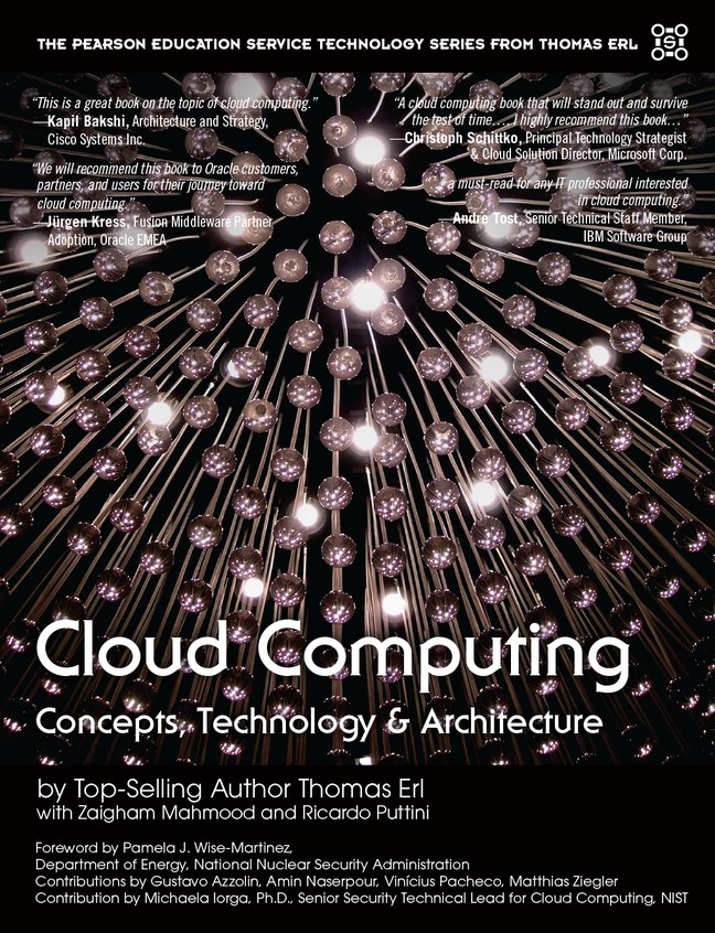 Cloud Computing: Concepts, Technology & Architecture